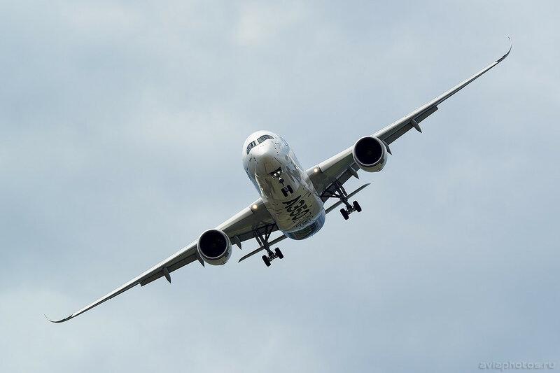 Airbus A350-941 (F-WWCF) Airbus Industrie 212_D802247