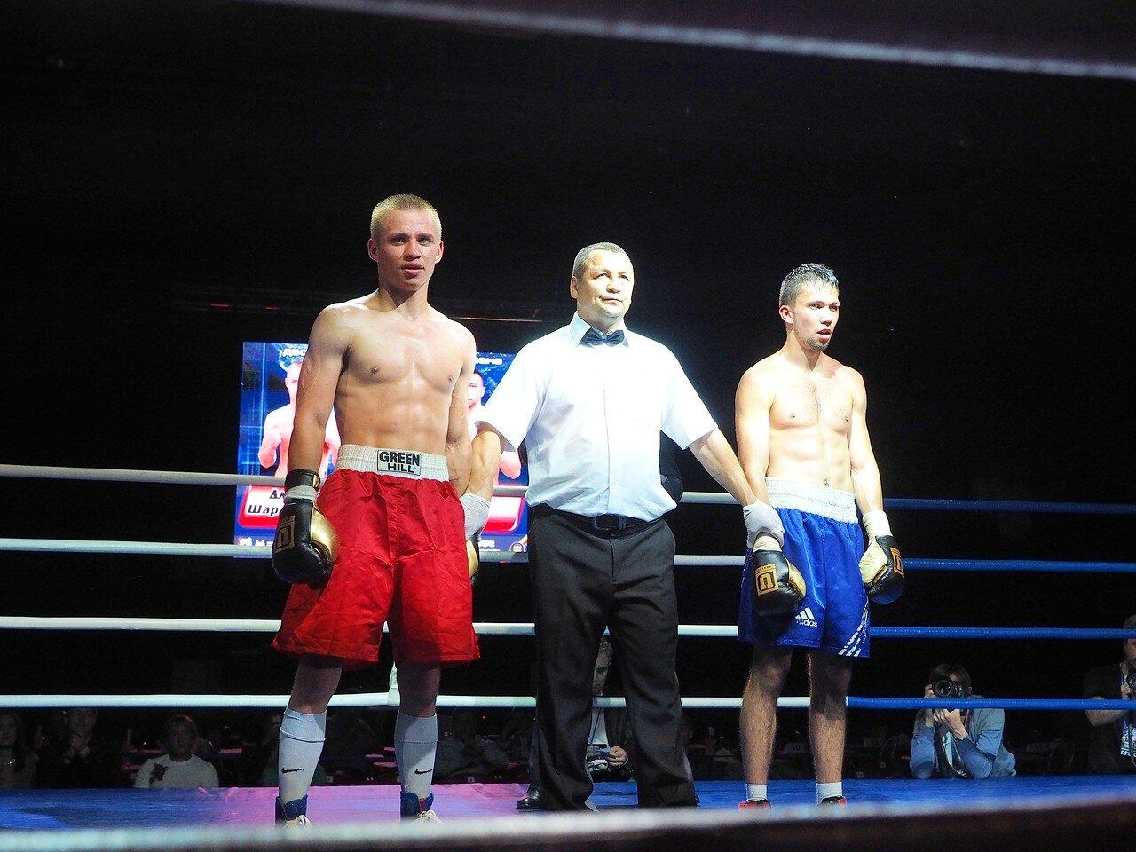 60 Вечер профессионального бокса в Магнитогорске 06.07.2017