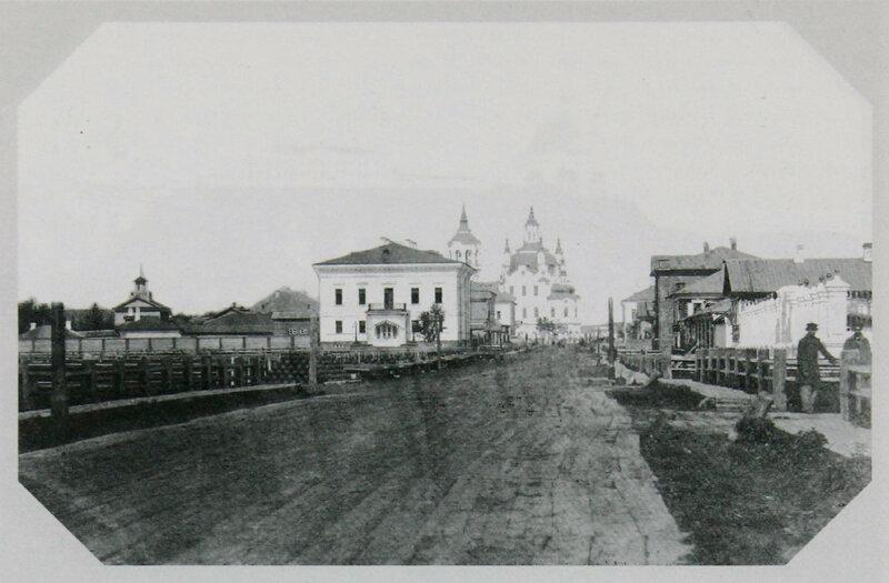 1864 Подгорный Тобольск, дом губернатора. Фото П.С.Паутова.jpg
