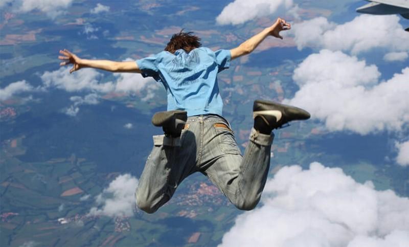 Мифы о парашютном спорте
