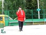 В Бердском парке отметили праздник медовый спас