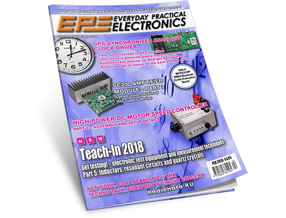 Everyday Practical Electronics №2 2018