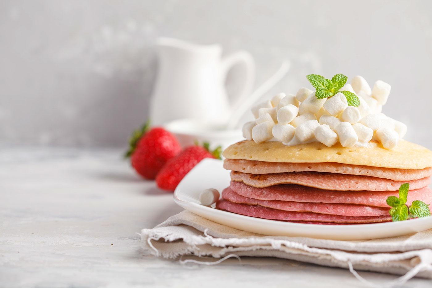 Вкусный сладкий завтрак / фото Нина Фирсова