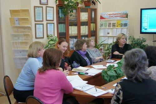 Заседание научно-методического совета