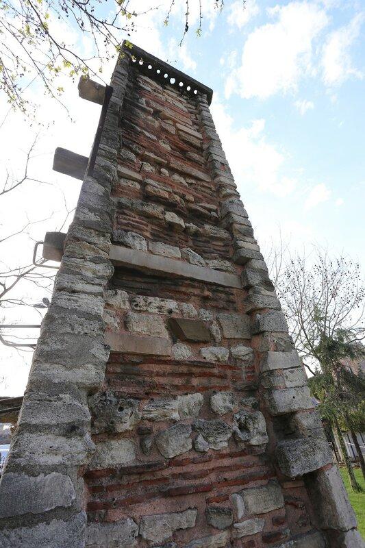 Ayvansaray water column (Ayvansaray Su Terazisi)