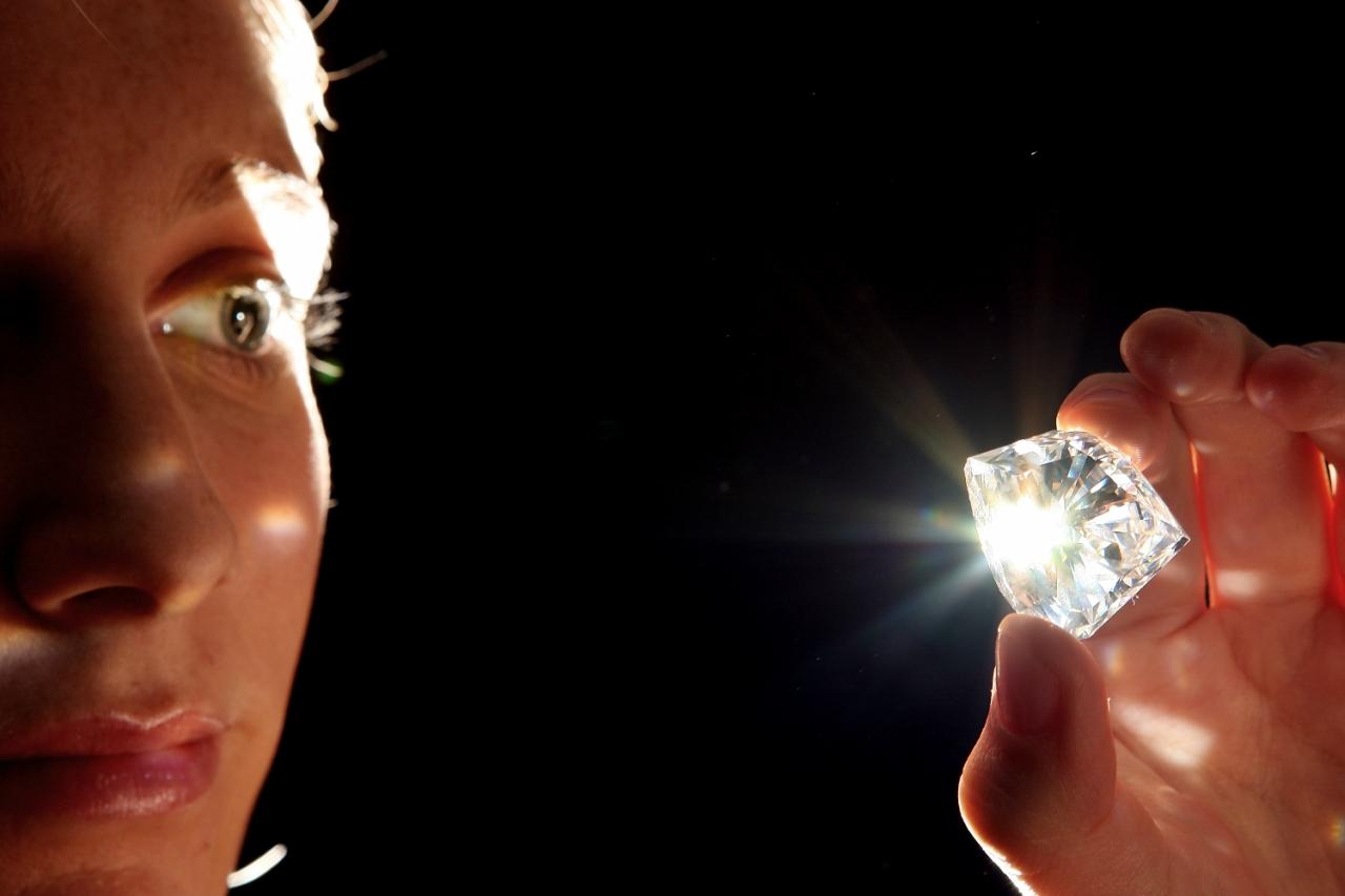 В поисках бриллиантов