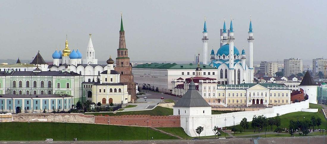 3. Казань (бюджет: 3 160 руб) Казанский Кремль является центральной достопримечательностью города. Д
