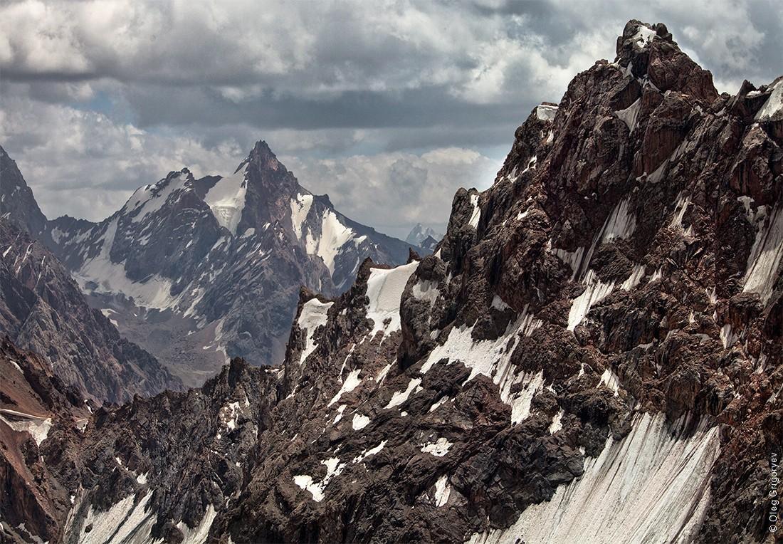 31. Бесстрастные холодные вершины.