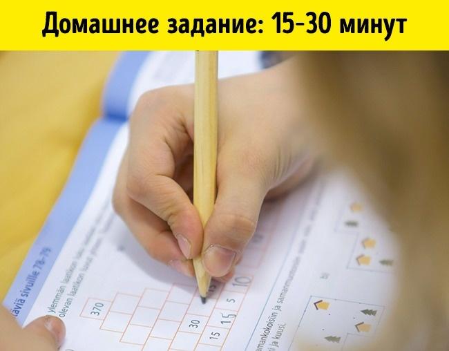 © eastnews  Финские учителя считают, что дети должны отдыхать ипроводить время сродителями,