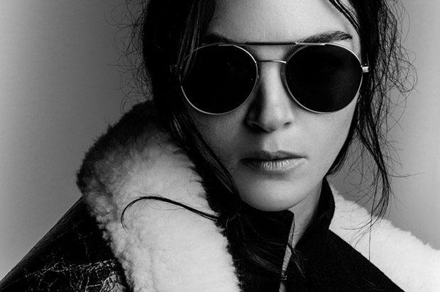 Рекламная кампания Vera Wang Осень-Зима 2017/18 (7 фото)
