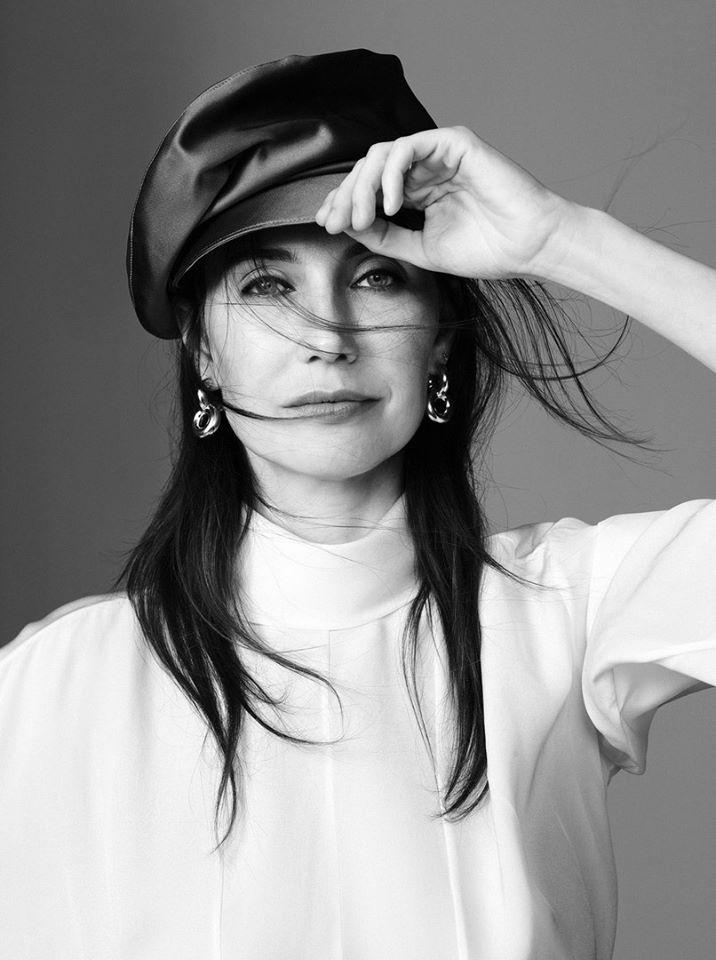 Кэрис ван Хутен в Elle