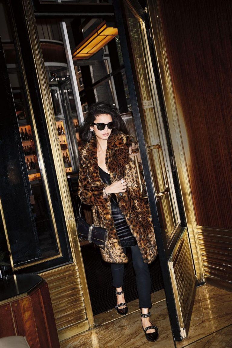 Нина Добрев в Harper's Bazaar