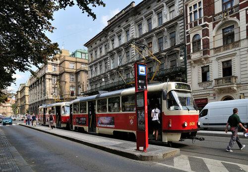 Прага Новый город