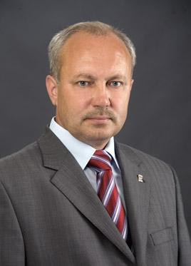Глава городского поселения Тутаев - Ершов Сергей Юрьевич
