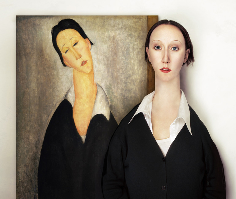 Photographer Imagines What the Models of Famous Paintings Looked Like
