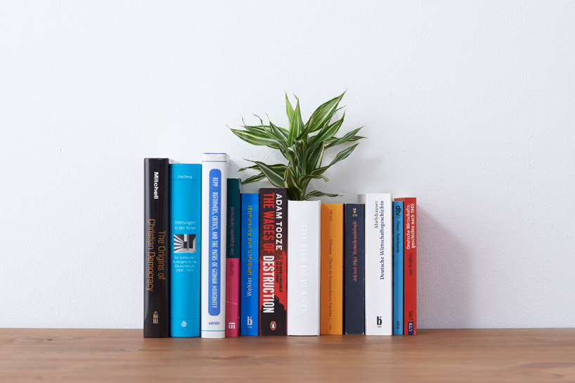 The Book Vase by YOY