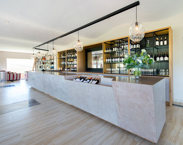 The Inhouse Brand Architects  were enlisted to give a new vibe to theGlen