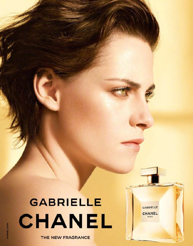 KRISTEN STEWART Is The Face of CHANEL GABRIELLE Fragrance (5 pics)