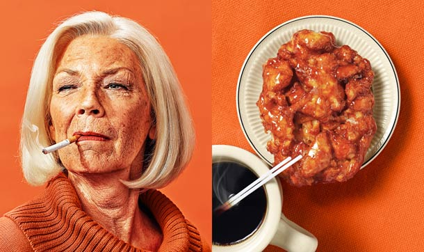 Donut Doubles – Portraits of people associated with donuts which look like them… (6 pics)
