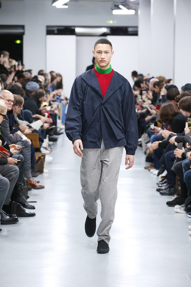 PFW: ISSEY MIYAKE MEN Fall Winter 2018.19 Collection
