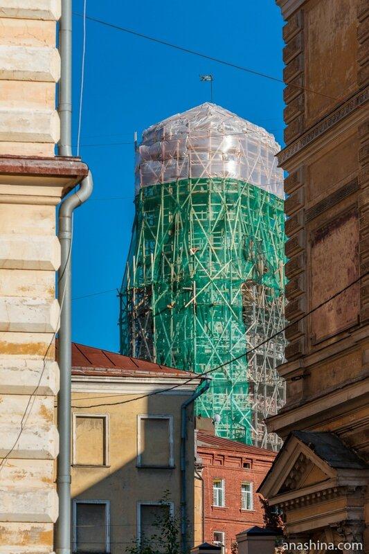 Часовая башня, Выборг