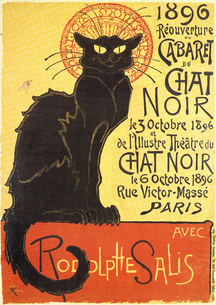 Vintage Posters From La Belle Epoque Available as Free Posters (12 pics)