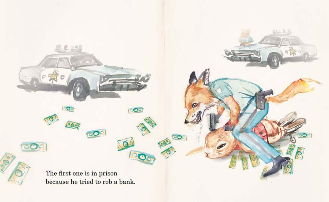 Ce livre faussement enfantin raconte les histoires tragiques de vrais enfants