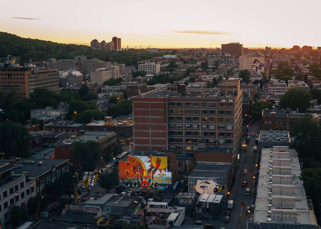 Mural Festival 2017 - All the walls of the street art festival of Montreal