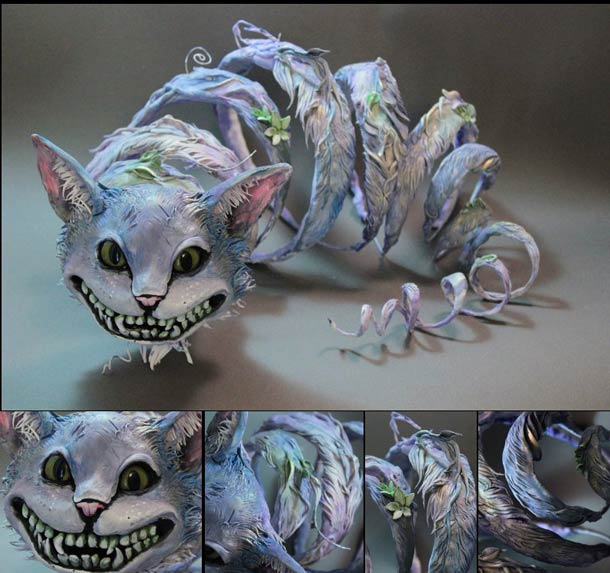 Surreal Animal Sculptures – Ellen Jewett (19 pics)