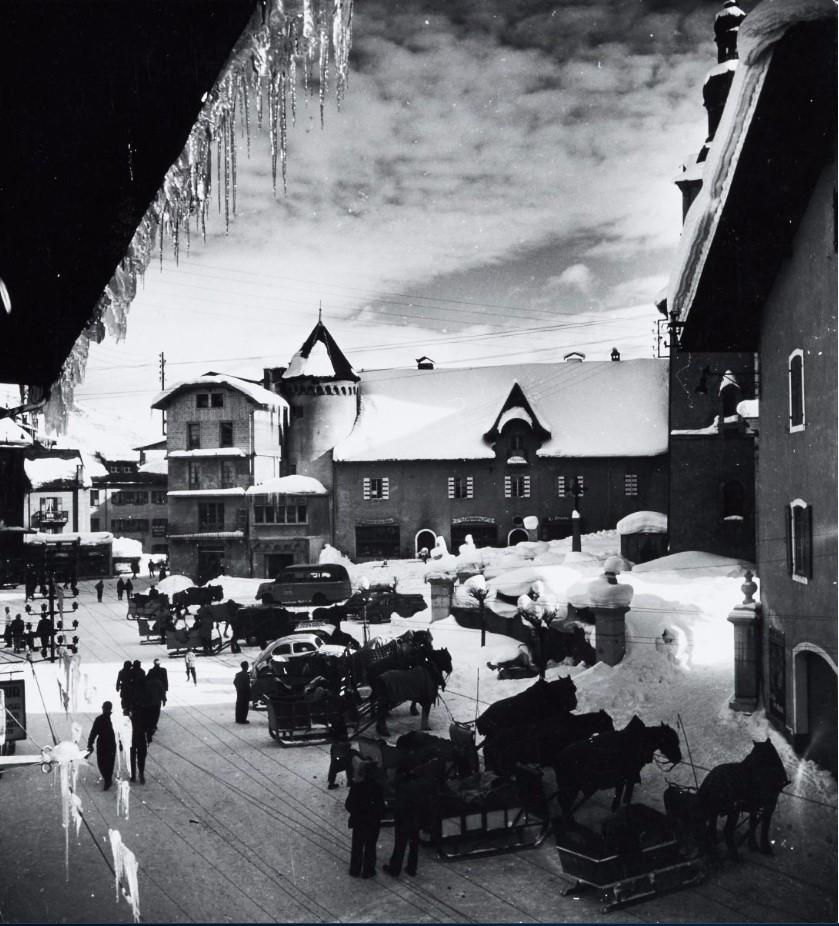 1952. Межев