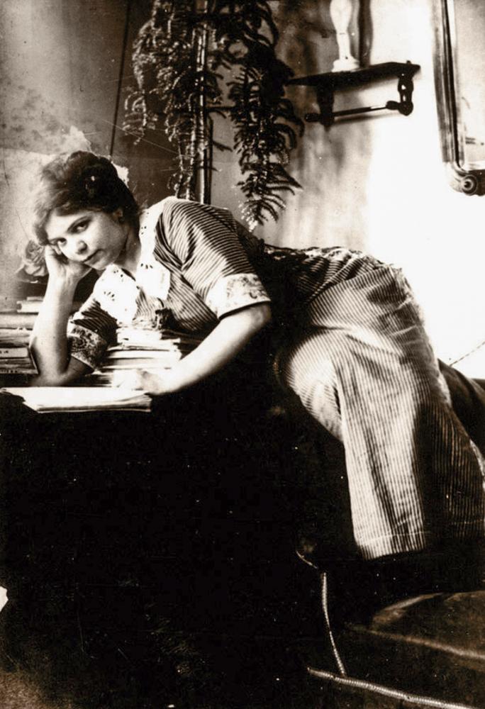 Жена Головкина Екатерина (1888-1974)