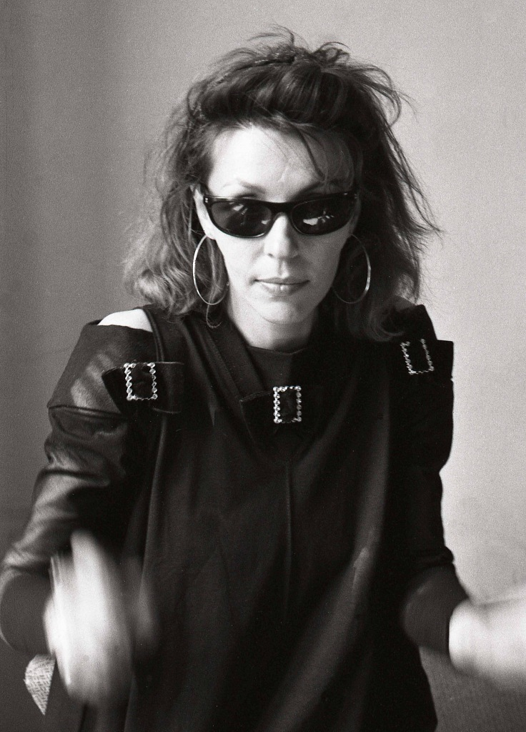 Наталья Медведева. 1990