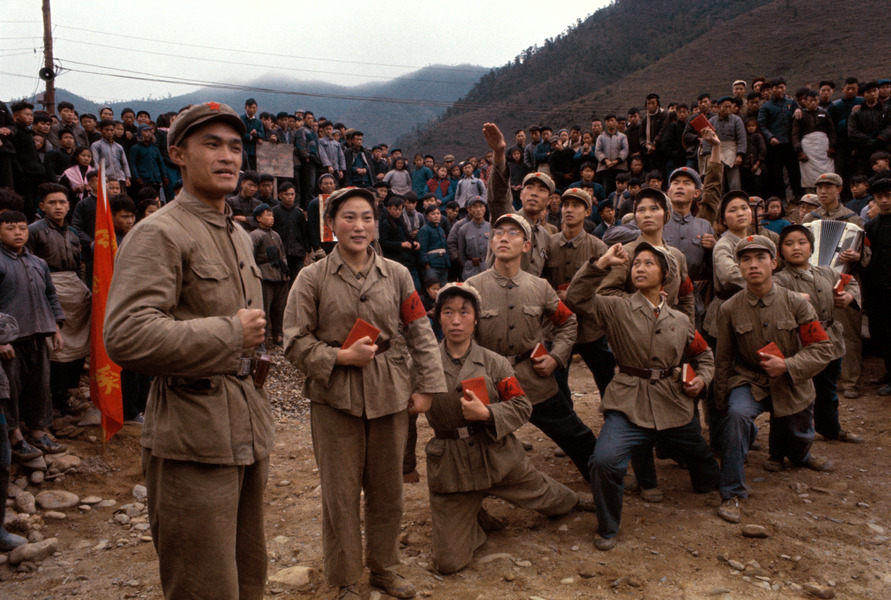 Photos of Red Guards, China 1966 (8).jpg