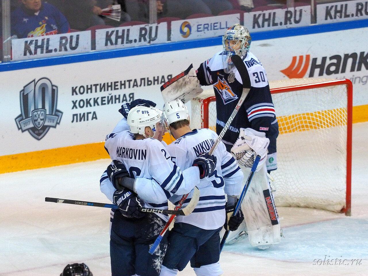 144 Металлург - Динамо 27.12.2017