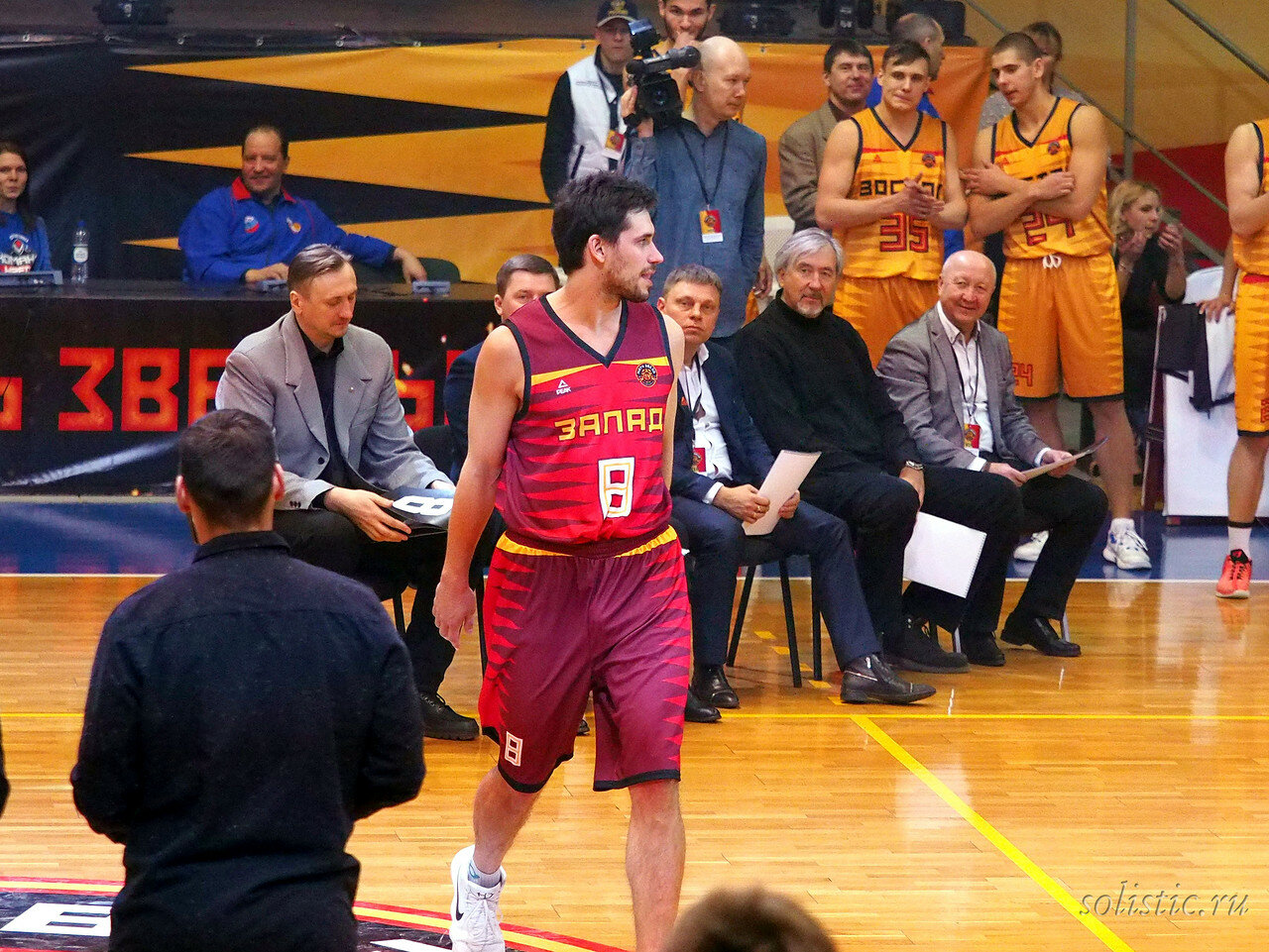 113 Матч звезд АСБ 2018 (ассоциации студенческого баскетбола)