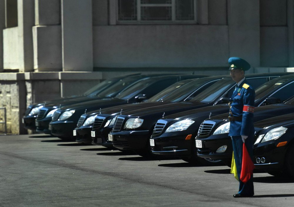 Интересные снимки из Северной Кореи
