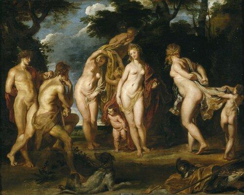 Pieter Paul Rubens; Суд Париса