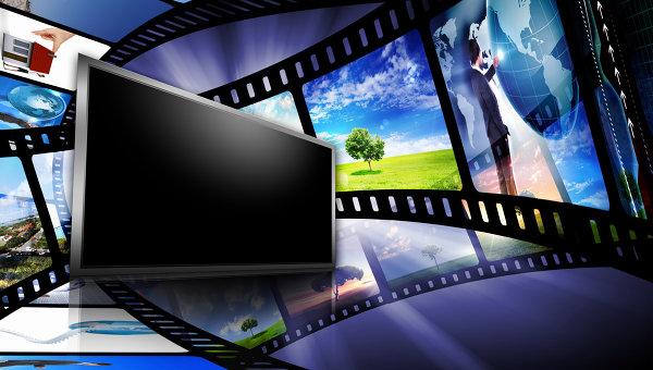 Открытки. Всемирный день телевидения. Телевидение - окно в мир