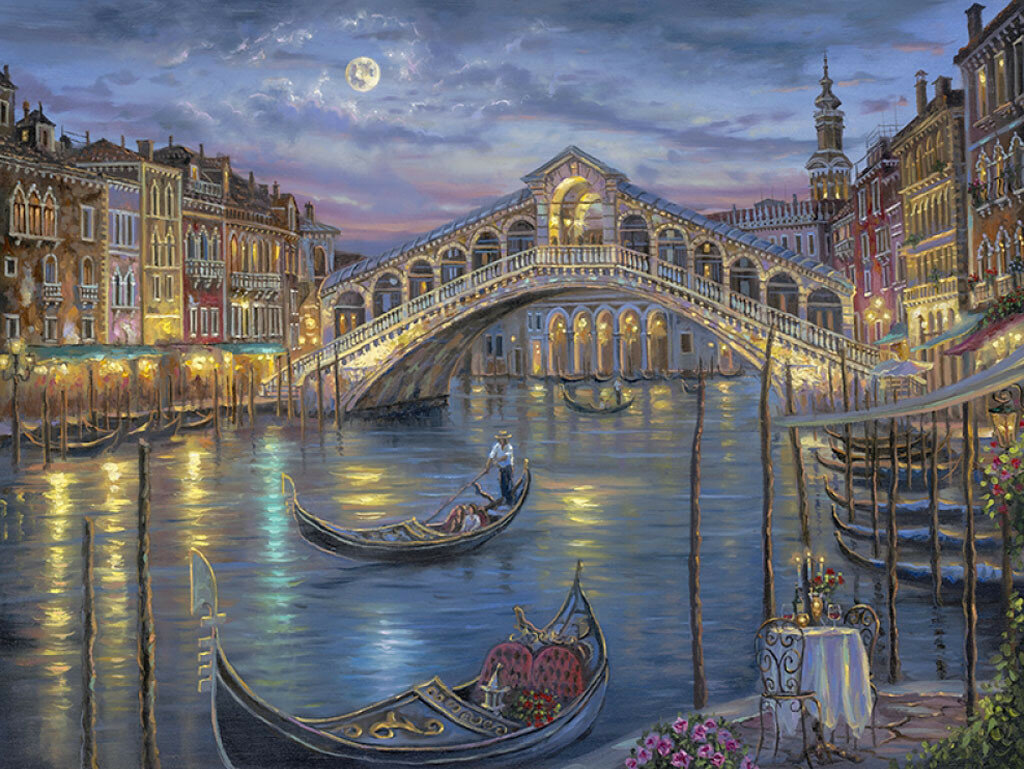 Robert Finale-Last Night on the Grand Canal.jpg