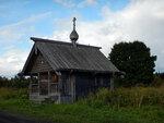 Духовская часовня в деревне Типиницы в Заонежье.