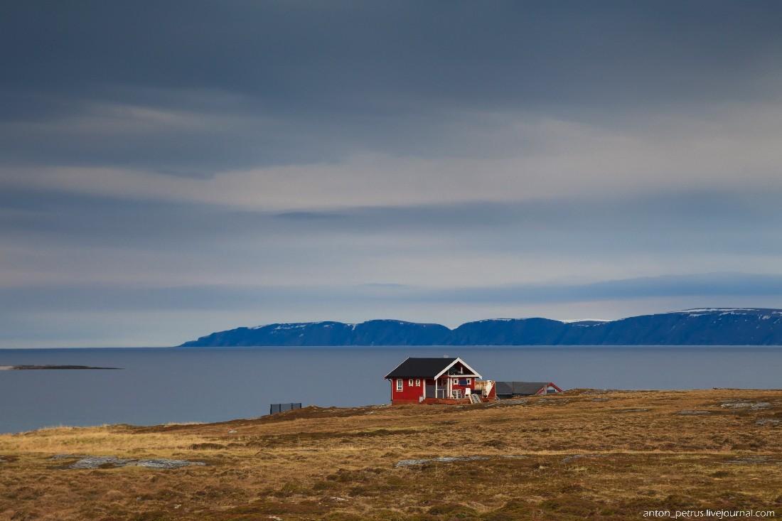 Норвегия: Мыс Нордкап (16 фото)