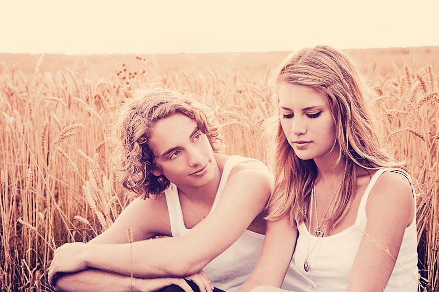 «Любовники» на фотографиях Калле Густафссона