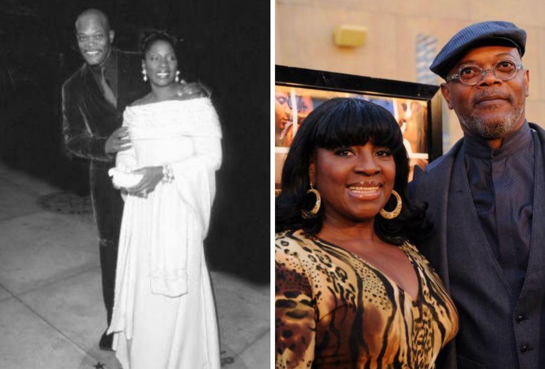 4. Сэмюэл Л. Джексон и ЛаТаня Ричардсон, 36 лет вместе Их брак пережил всевозможные испытания. «Когд