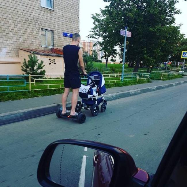 © pikabu.ru      11. Утренний лайфхак для тех, кто вечно опаздывает