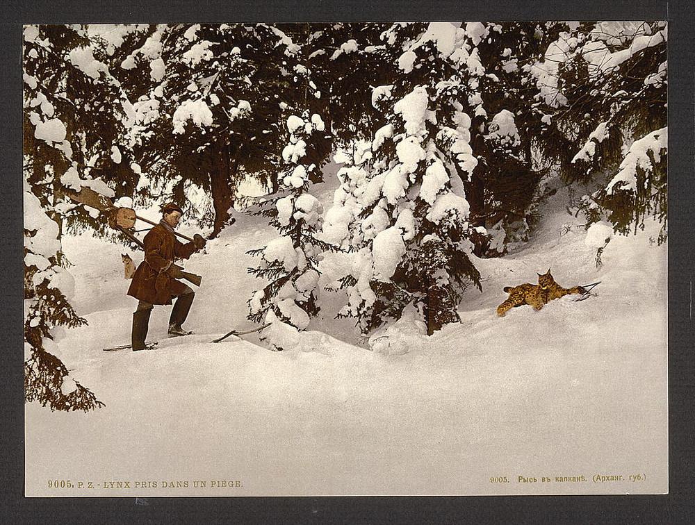 140 великолепных фотохромных открыток Российской империи в конце 19-го – начале 20-го века