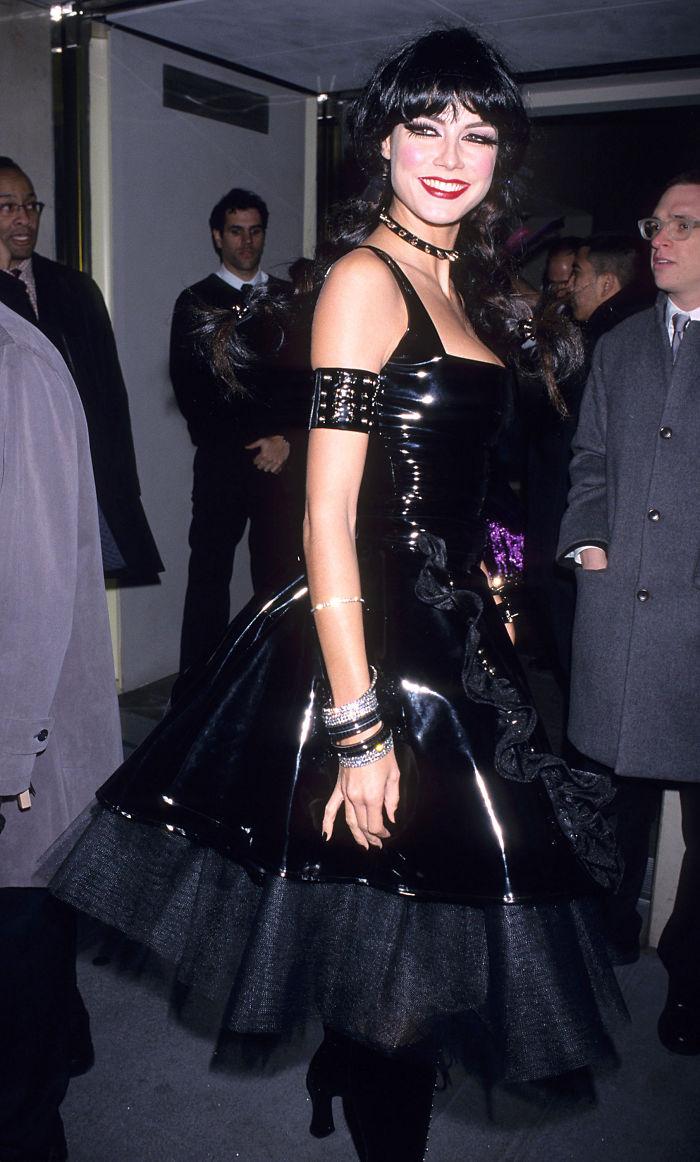 18 доказательств того, что Хайди Клум — королева Хеллоуина (23 фото)