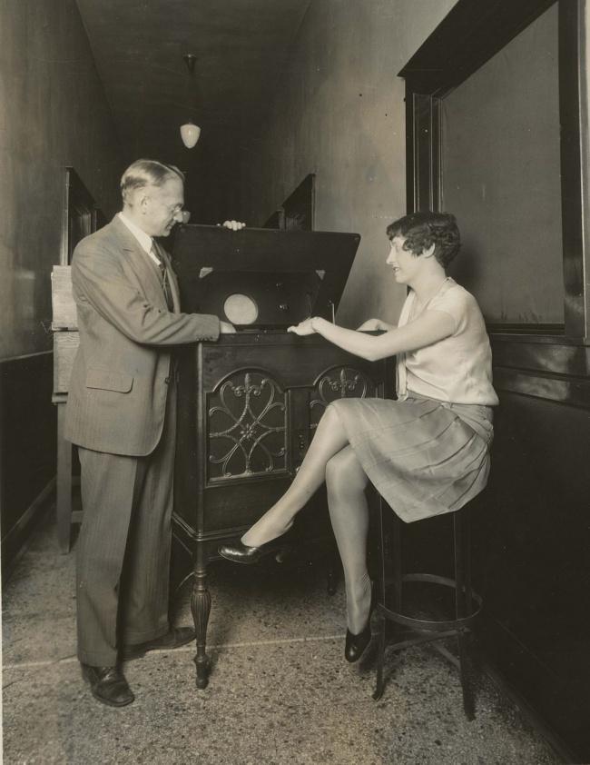 © Smithsonian Institution Archives/Wikipedia Commons  © Изобретатель современного телевидения