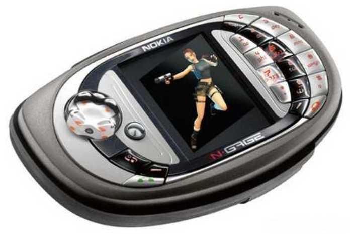 Nokia отметилась еще одним плохо спроектированным телефоном, предназначенным для геймеров. Целью вып