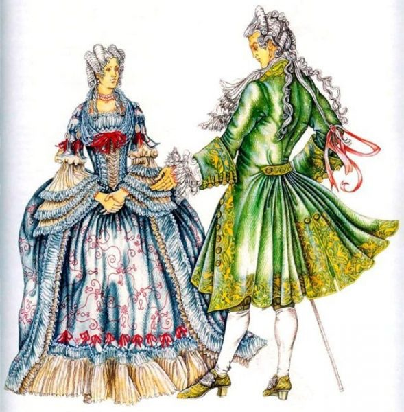 В конце XVIII века произошло то, что психоаналитик Джон Карл Флюгель назвал «великим мужским отказом