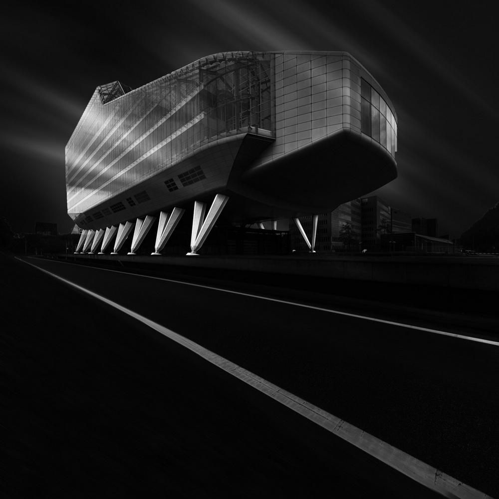 3 место в категории «Архитектура» – «Городское головокружение»